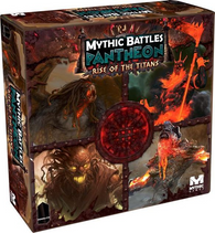 Mythic Battles: Pantheon Rise of the Titans