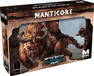 Mythic Battles: Pantheon Manticore