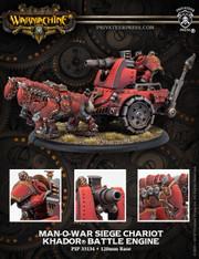 Man-O-War Assault/Siege Chariot