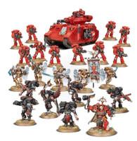 Blood Angels Crimson Spear Strike Force