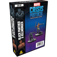 Marvel Crisis Protocol: Black Panther and Kilmonger