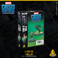 Marvel Crisis Protocol: Loki and Hela