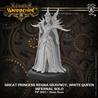 Great Princess Regna Gravnoy, White Queen