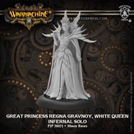 Great Princess Regna Gravnoy, White Queen