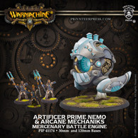 Prime Artificer Nemo & Arcane Mechaniks