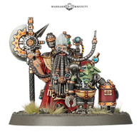 Grombrindal Tech-Priest