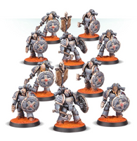 Space Wolves Legion Grey Slayers Close Combat Squad