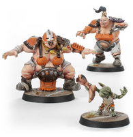 Blood Bowl Ogre Team Booster