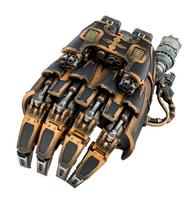 Warlord Titan Arioch Power Claw