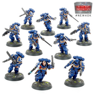 Indomitus - Assault Intercessors