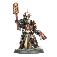 Indomitus - Chaplain