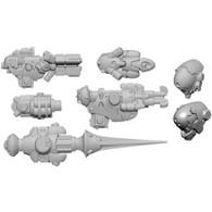 Iron Star Alliance: Firebrand B Weapon Pack