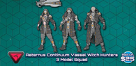 Aeternus Continuum: Vassal Witch Hunters
