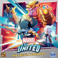Marvel United The Infinity Gauntlet Expansion