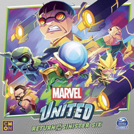 Marvel United Return of the Sinister Six Expansion