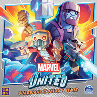 Marvel United Guardians of the Galaxy Remix Expansion