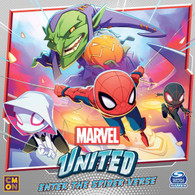 Marvel United Enter the Spider-Verse Expansion