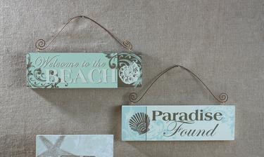 Beach Or Paradise Choose Style #3886