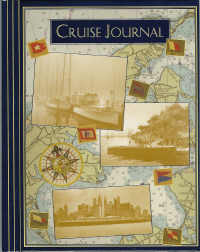 Nautical Boat / Cruise Journal #2988