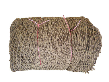 Large Section of Authentic Fishing Net for decoration.  Nautical Seasons