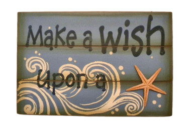 Make a wish upon a Starfish Sign