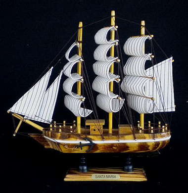 Santa Maria Ship Nautical Seasons