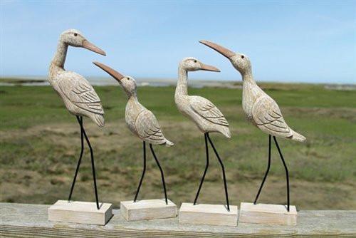 Set of sea birds Nautical Seasons