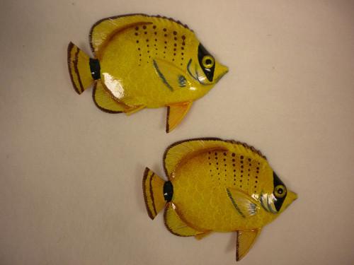 Tropical Fish Pair Nautical Seasons