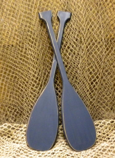 Set of Navy Blue Paddles/Oars 2'