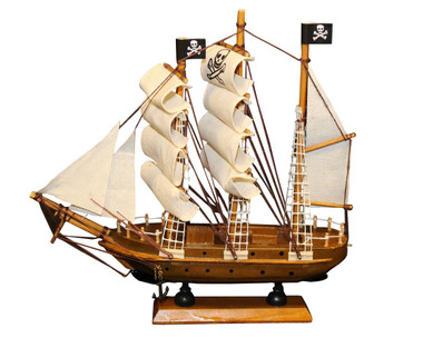 Pirates Ship Model Nautical Seasons