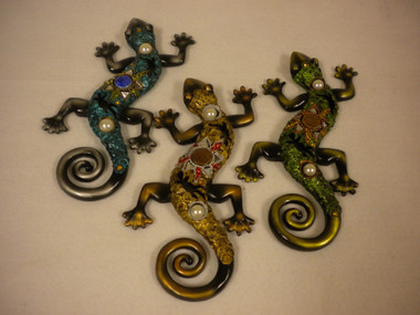 Art Deco Wall Gecko Nautical Seasons