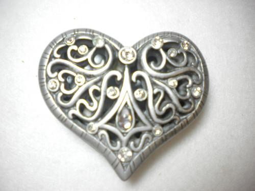 Heart Trinket Box Nautical Seasons