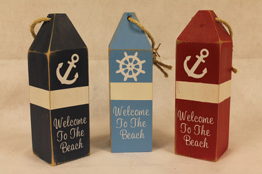 Welcome Buoys Nautical Seasons