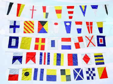 Code Flags (40) Nautical Seasons