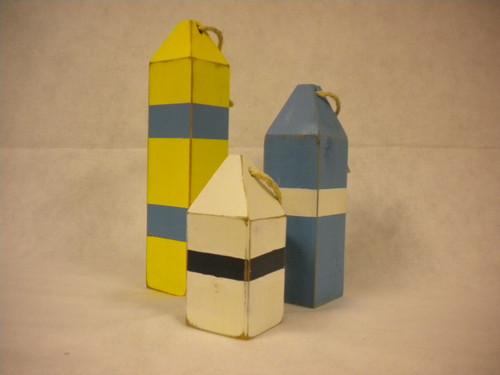 Buoy Trio (A) Nautical Seasons