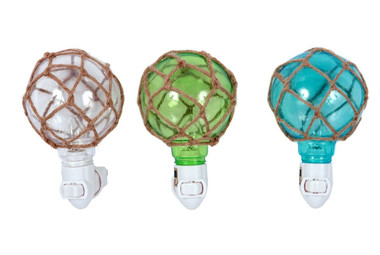 Fishing Float Night Lights Nautical Seasons