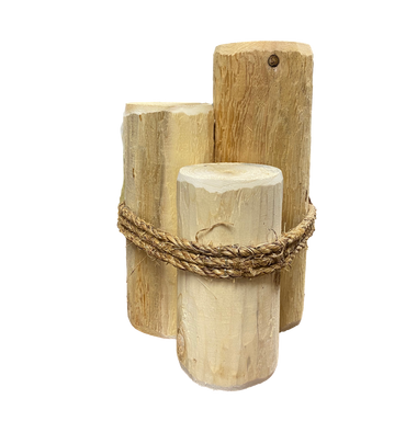 Wood Pier Post Piling  Nautical Seasons 866-888-2628