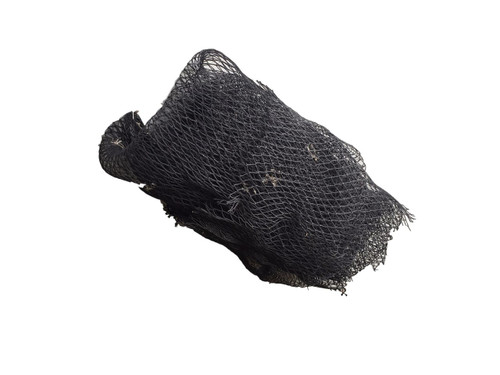 Authentic Black Fish Net Decorative  Nautical Seasons