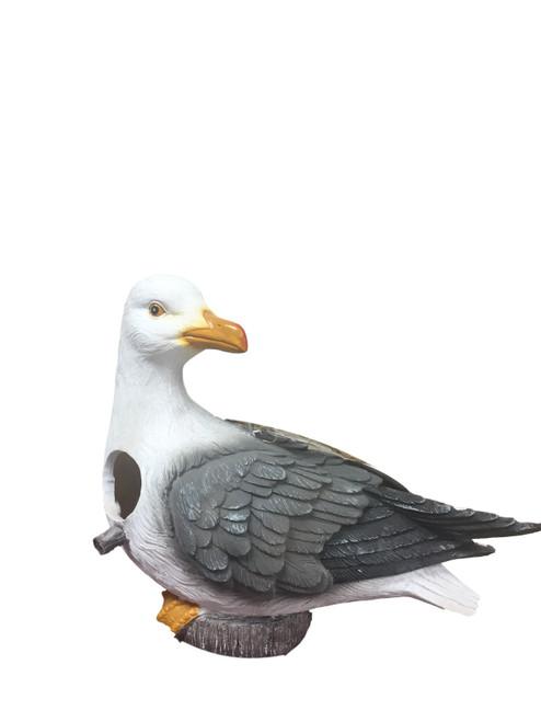 Seagull Bird House  NauticalSeasons