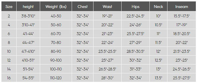 Quiksilver Wetsuit Size Chart Moment Surf Company