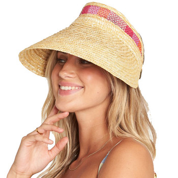 Billabong Far Away Straw Visor - Wild Honey