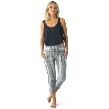 Rip Curl Sweet Sun Pant - Black / White