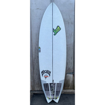 """Used Lost x Lib Tech 5'8"""" Round Nose Fish Redux Surfboard"""