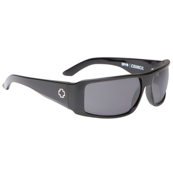 Spy Council Sunglasses - Black / Grey