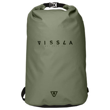 Vissla 7 Seas XL 35L Dry Backpack - Military