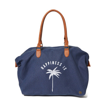 Billabong Bali Bliss Weekend Bag - Blue Tide