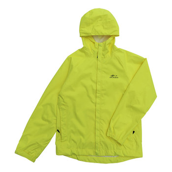 Dark Seas X Grundens Weather Watch Jacket - High Viz Yellow
