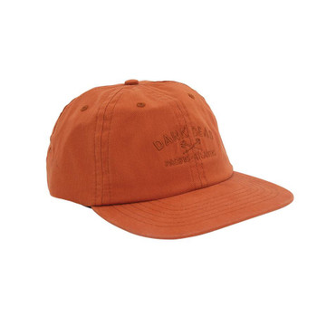 Dark Seas Fulmar Hat - Rust