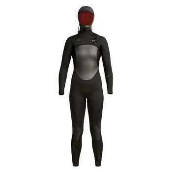 Xcel Women's Axis Hooded 5/4mm Wetsuit
