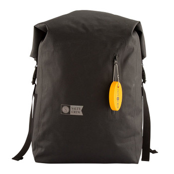 Salty Crew Covert Roll Top Bag - Black